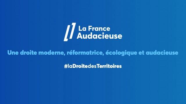 Municipales 2020 - Communiqué de La France Audacieuse