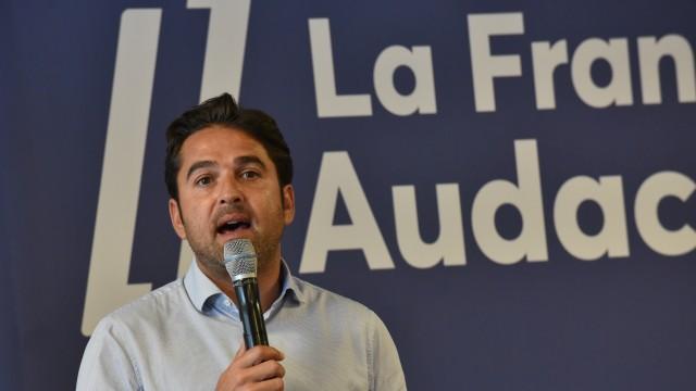 Arnaud Robinet, porte parole de La France Audacieuse était lundi 3 juin sur France Inter