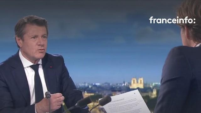 REPLAY - Christian Estrosi invité du 20h de France 2