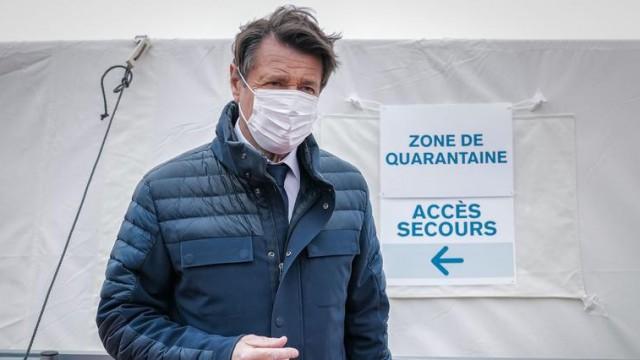 """Christian Estrosi revendique son interventionnisme pour pallier """"les faiblesses d'un État qui se révèle nu face à la crise"""" - Le Figaro 11 avril 2020."""