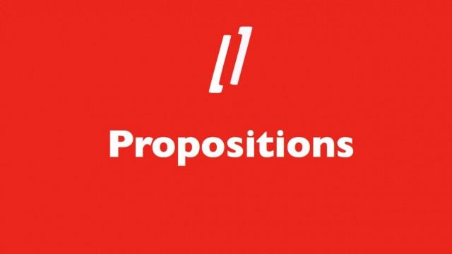 Découvrez toutes nos propositions