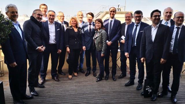 Séminaire de travail de l'équipe nationale de La France Audacieuse et présentation du Livre Blanc des Territoires