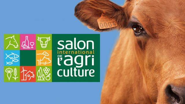 Visite du Salon International de l'Agriculture