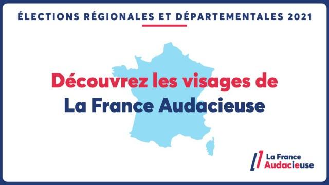 Découvrez vos élus aux régionales et départementales